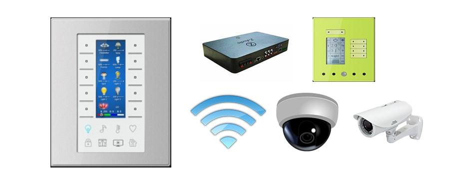 Amiteksmarthome Hub and devices